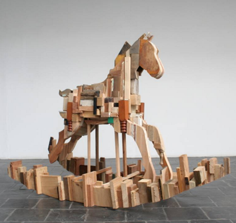 Lynette Bester sculpture