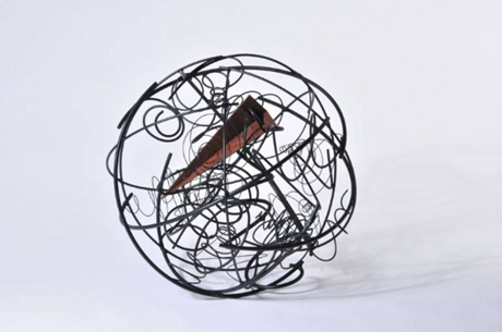 Mark Beattie sculpture