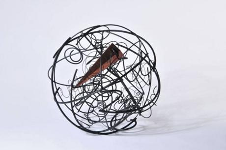 Mark Beattie sculpture