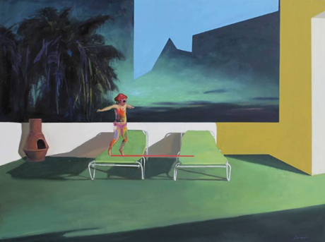 Benito Salmerón art