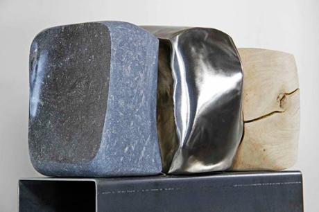 Marcel Manche sculpture