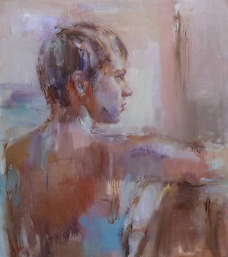 artist Nelina Trubach-Moshnikova