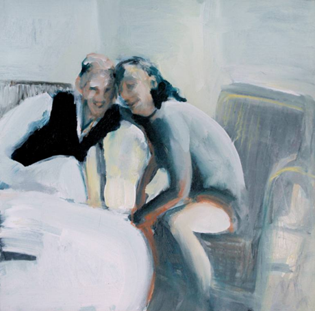 artist Victor van de Lande