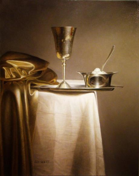 Alexander On art