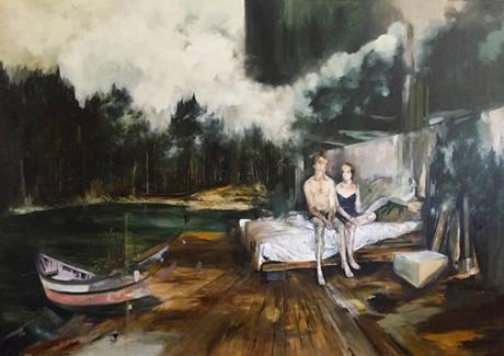 Magdalena Lamri art