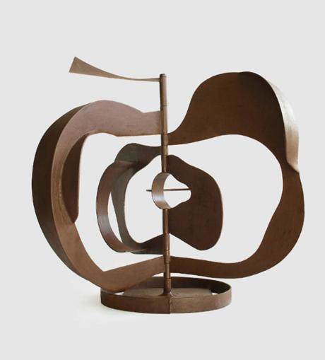 Pablo Bruera sculpture