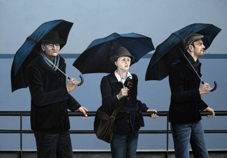 Yvonne van Woggelum art