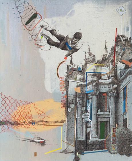 Lena Stelmakh art