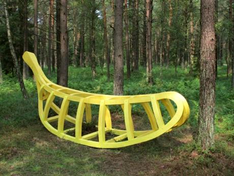 Andrius Petkus sculpture