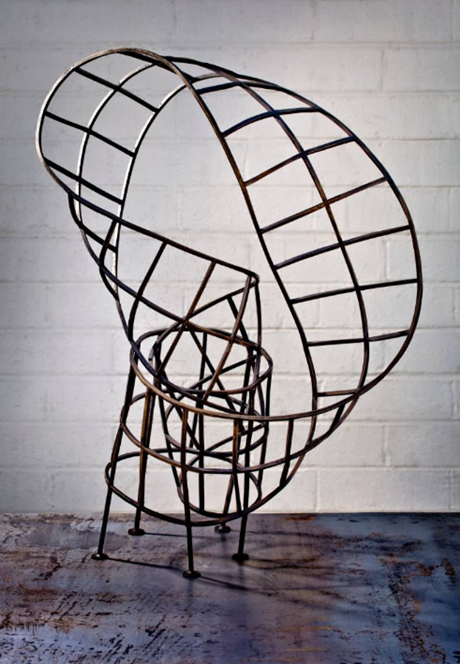 Kevin Caron sculpture