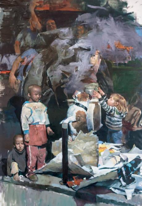 Laszlo Mathe art