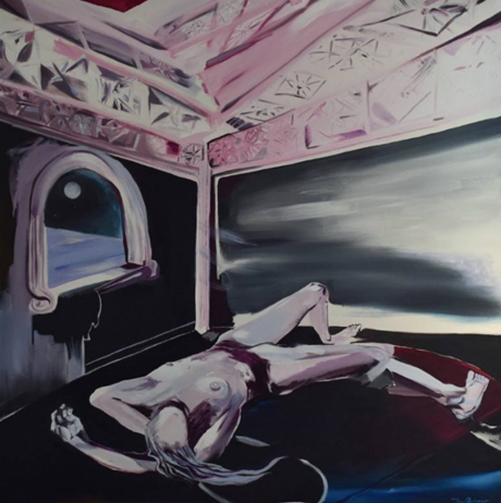 Yvette Ten-Bohmer art