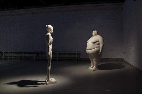 Jelena Azinovic sculpture