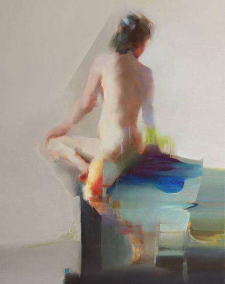 Taeil Kim painting
