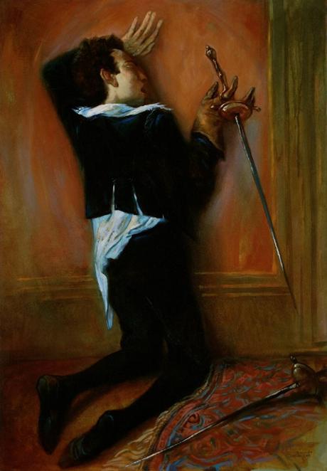 Alexander Daniloff art