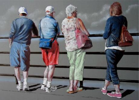 Frank Adey art