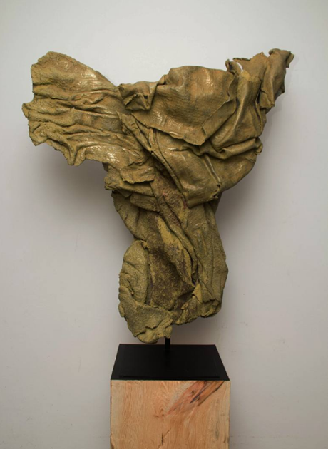 Ina Damyanova sculpture