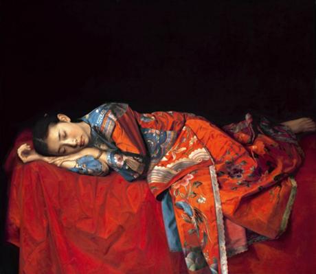 Zhao Kailin art