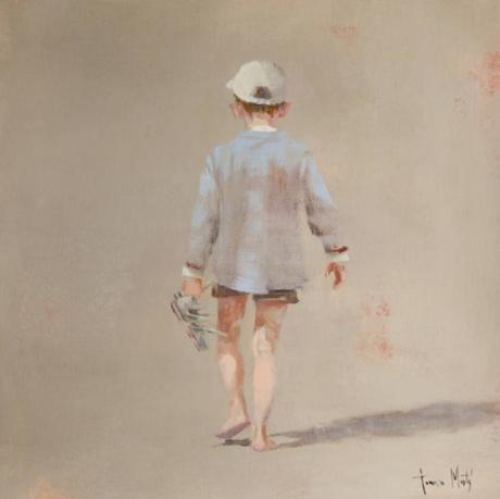 Artist Tomasa Martin