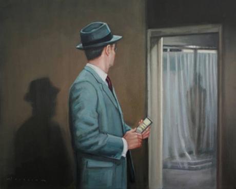 Artist Bert Heersema