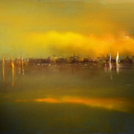 Artist Maurice Sapiro