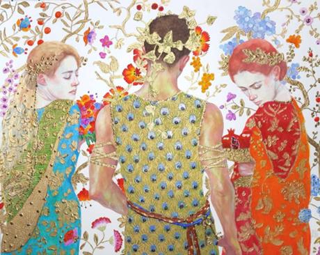 Artist Bahman Pezeshkzad