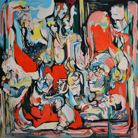 Artist Diana Roig