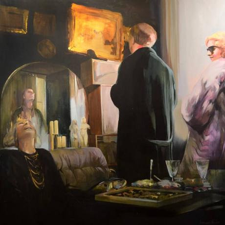 Artist Irina Yourova