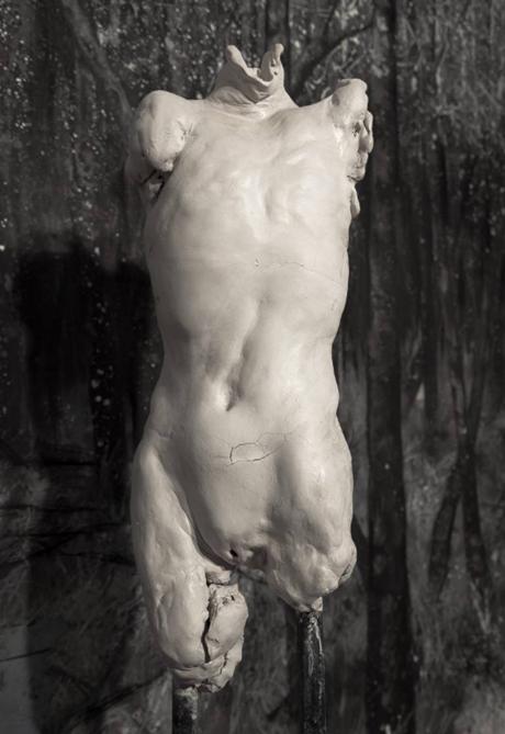Mila Rochenner sculpture